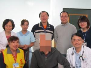 2014.06 慶生會合影