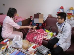 血液腫瘤科醫師訪視