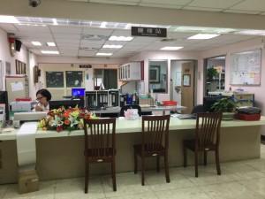 慈心病房護理站